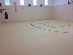 10mm Heat Welded Sports flooring