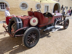 Locomobile Model 48 Speed Car 1916 (Zappadong) Tags: auto classic car speed model automobile voiture days coche classics oldtimer schloss oldie carshow 48 2012 1916 youngtimer automobil locomobile dyck jchen oldtimertreffen zappadong