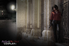 Ada Wong (Ae-Chan) Tags: 6 ada cosplay evil cosplayer wong resident re6 aechan