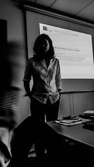 2014-04-22 - Fabienne (Robert - Photo du jour) Tags: bureau formation un travail avril réunion 2014