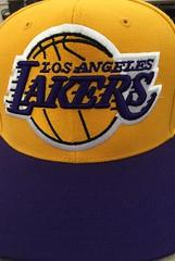los angeles lakers cap retro (matthew valencia) Tags: basketball yellow losangeles purple retro nba lakers mitchellandness losangeleslakerscap