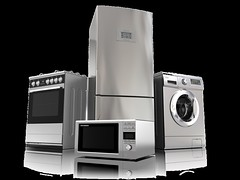 Home appliances. Set of household kitchen technics (compiterwizzy) Tags: life white house industry home cooking kitchen metal set comfortable illustration computer design store 3d technology oven symbol contemporary steel interior group machine objects technics ukraine cleaning clothes equipment domestic intelligence stove workshop electricity service repairing refrigerator freezer microwave comfort ecommerce shape washing isolated assistance appliance washer threedimensional