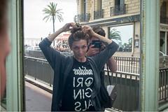 Leica myself #5 (Chris Buhr) Tags: leica chris france 35mm myself mirror nice frankreich spiegel mp spiegelung summilux selbstportrait nizza selfie buhr leicamyself