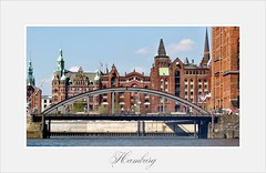 Hamburg (hellwi) Tags: bridge port hamburg panasonic brcke speicherstadt hafengeburtstag 827 freizeitknipser