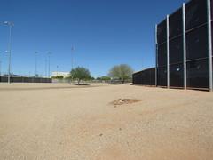 Desert Fields at Surprise Stadium -- Surprise, AZ, March 09, 2016 (baseballoogie) Tags: arizona canon baseball stadium az powershot surprise ballpark springtraining royals kansascityroyals cactusleague baseballpark surprisestadium 030916 sx30is canonpowershotssx30is baseball16