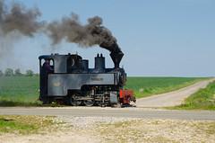 Pottering on the plateau (Mol_PMB) Tags: train wwi railway stuart locomotive kerr joffre cappy dompierre froissy cfcd wdlr appeva