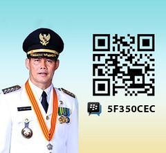 Bandar Agung Buat Masyarakat SumSel yang ingin memberi masukan atau dukungan ke saya bisa langsung add pin BBM 5F637086 / Line di id @aswariRivai / WA di 082255888894 / Instagram @AswariForSumsel1 / Twitter @AswariForSumsel atau scan barcode foto di Bawah (bandaragung) Tags: agung bandar instagram ifttt