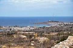 Near Red Tower (milka rabasa) Tags: nikond5000 malta republicofmalta redtower