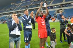 Match parrain par la CODAH : HAC vs Bourg en Bresse (2016) (codah_com) Tags: stade ocane hac codah