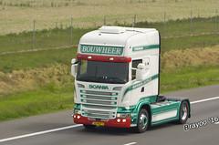 Bouwheer (NL) (Brayoo) Tags: tractor dutch truck transport lorry camion trucks nl trans regards lkw tir camoin euro6 camioin