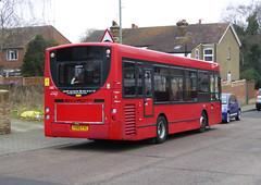 GAL MB 160 - YX60FVC - OSR - ST PAULS HILL - TUE 15TH MAR 2016 (Bexleybus) Tags: london ahead go 200 dennis enviro metrobus 160 adl orpington goahead yx60fvc