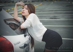 jaylin-0117 ( Jaylin) Tags: travel portrait stockings girl outside ol photo airport model women uniform open library longhair taiwan olympus lookout heels taipei sailor mirco omd pepole hight m43 mzd jelin linjay