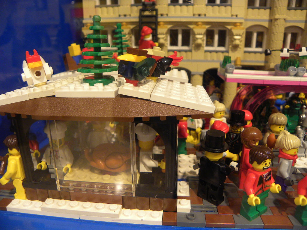 Lego Weihnachtsmarkt.The World S Best Photos Of Lego And Nadal Flickr Hive Mind