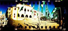 Lisbon - Sprocket Rocket (nic0) Tags: film portugal analog 35mm lomography lisbon sprocketrocket lomochrome