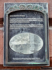 Photo of Black plaque number 8270