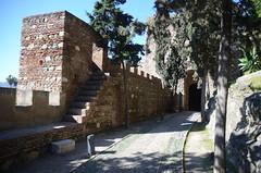 31-Mar-11 - 2000 - The Southern entrance to the Alcazaba de Mlaga's 'Puerta de las Columnas' (Beyond07) Tags: espaa andaluca spain costadelsol andalusia mlaga alcazaba alcazabademlaga alcazabaofmlaga