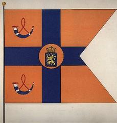 RAL000601-002 (Historisch Centrum Limburg (HCL)) Tags: huis nr acht 293 vlaggen platen koninklijk enz creatiedatum27081908 inventarisnummer601 mediumstbl locatienederland