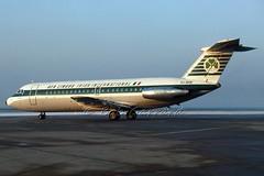 EI-ANF Aer Lingus  Irish International Airlines (Bob Garrard) Tags: irish one international 111 aer airlines eleven bac lingus eianf