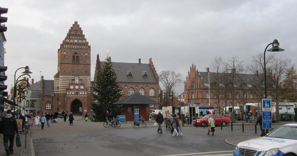 Old City Hall December
