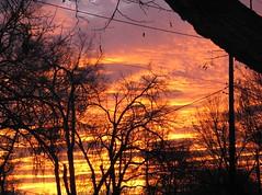 Sunset November 2011