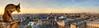 The Guardian (A.G. Photographe) Tags: panorama paris france nikon pano notredame gargoyle cathédrale ag nikkor dame français hdr gargouille parisian anto photographe xiii parisien autopano 2470mm28 hdr1raw d700 antoxiii agphotographe