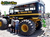 The Monster Bus (JC Motors) Tags: schoolbus monstertruck greenalien blackandyellow whiteroof autometer monsterbus blowupalien monstertruckride ridetruck themonsterbus schoolbusmonstertruck jackkobernaracing jackkoberna survivetheride