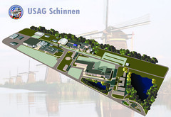 USAG Schinnen 3D buildings (Grafixsalsero) Tags:
