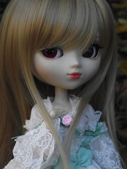 The Lady (Dita-chan) Tags: wig pullip leeke stica outfitmarianne