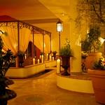 Toskana Kerzen Thermenhotel Ronacher