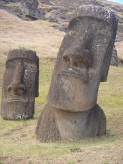 DSC00077 (Jonathan Tirado) Tags: easter pascua moai easterisland ranoraraku mataveri pukao