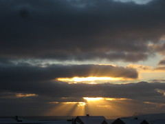 View from the PC (Jan Egil Kristiansen) Tags: seascape sunrise horizon utsikt faroeislands hoyvk millumgilja sooc havsbrn img7493 slarrs fo24