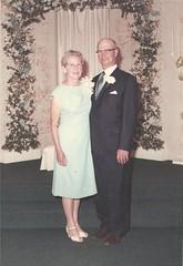 Bonnis & Harold Nauman Wedding Photo