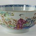222. English Lowestoft Porcelain Bowl
