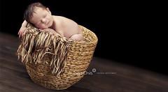 Alícia, 14 days (digachismw) Tags: baby babygirl newborn 14days
