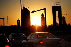 when the sun comes down (Waleed Alhusseinan) Tags: canon 50mm kuwait q8  q80 q8y q8ti sakbaboy