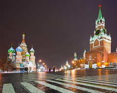 Red Square (kenny mccartney) Tags: longexposure night canon cityscape cathedral russia moscow license getty redsquare monuments lanscape kremlin moscowcity sovietunion gettyimages urbanscape ussr ibc moskvariver    spasskayatower saviourtower saintbasilscathedral pokrovskiy moscowkremlin      5dii moscowinternationalbusinesscenter kremlinwallnecropolis   tse24lii cathedraloftheprotectionofmostholytheotokosonthemoat bolshoymoskvoretskybridge  vasilievskyspuskbasilsdescent kennymccartney