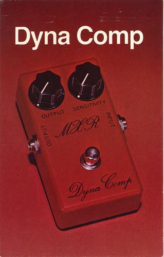 MXR Dyna Comp p1
