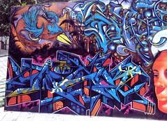 BBQ IRONLAK BRASIL 2011 (kico_nsk) Tags: wild brasil graffiti style bbq florianopolis porto crew tm letter alegre nsk letra 2011 kico ironlak tm36