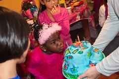 Lourdie 6th Birthday Party December 30, 2011 10 (stevendepolo) Tags: birthday party cake mermaid fondant nbirthday lourdie graandrapids 2011yip