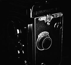 Rolleiflex Automat 6x6 (edwardconde) Tags: blackandwhite bw black pentax 2012 pentaxkx p52 da40limited smcpda40mmf28 rolleiflexautomat6x6 edwardconde73