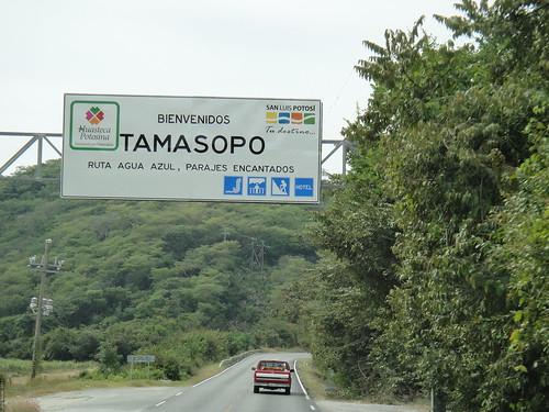 Carreteras en la Huasteca - México SLP 2011 6008