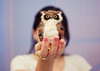 little owl ♥ (Natália Viana) Tags: animal miniatures coruja miniatura bichinho littleowl natáliaviana corujismo