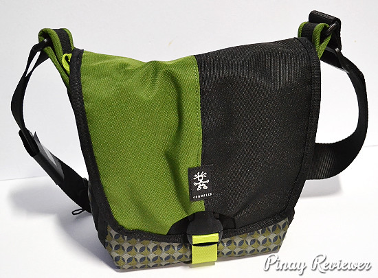 Crumpler 4 Million Dollar Home camera bag