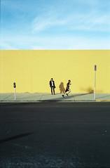 Las vegas // Arts District (we make it chromatic) Tags: leica city vegas arizona urban usa film analog 35mm vintage desert lasvegas kodak nevada canyon strip deathvalley portra 2012 leicam6 pellicule portra160 francoisollivier stereokini stereokinitumblrcom