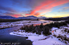 South Fork Sunrise (James Neeley) Tags: sunrise landscape idaho snakeriver hdr swanvalley southfork 7xp jamesneeley flickr24