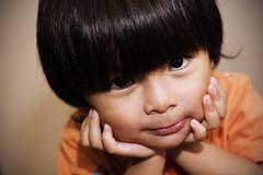 enzo 365 day 12 (peajunk) Tags: portrait canon project asian fun child innocence filipino 50mmf14 doha qatar happines 365days 550d