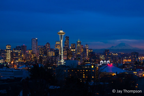 "Seattle Skyline from Kerry Park at Sunset • <a style=""font-size:0.8em;"" href=""http://www.flickr.com/photos/27893238@N07/6689504731/"" target=""_blank"">View on Flickr</a>"