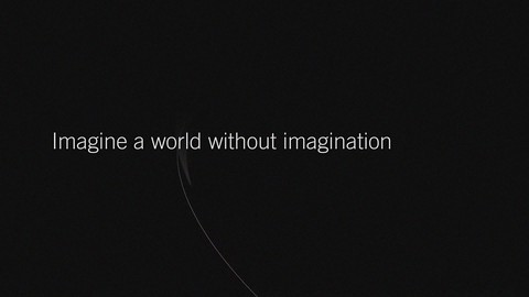 imagine a world without imagination