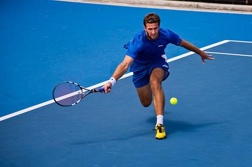 Fabrice Martin - Fabrice Martin, Australian Open qualifying