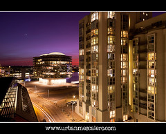 Copenhagen [Denmark] - Venus Above Gemini Residence (UrbanMescalero) Tags: street city windows roof copenhagen denmark venus footbridge dusk danmark københavn 2012 islandsbrygge geminiresidence canoneos5dmarkii canonef24105lf4isusm mygearandme mygearandmepremium mygearandmebronze mygearandmesilver mygearandmegold dblringexcellence wwwurbanmescalerocom gorankljutic flickrstruereflection1 flickrstruereflection2 flickrstruereflection3 flickrstruereflection4 flickrstruereflection5 flickrstruereflection6 flickrstruereflection7